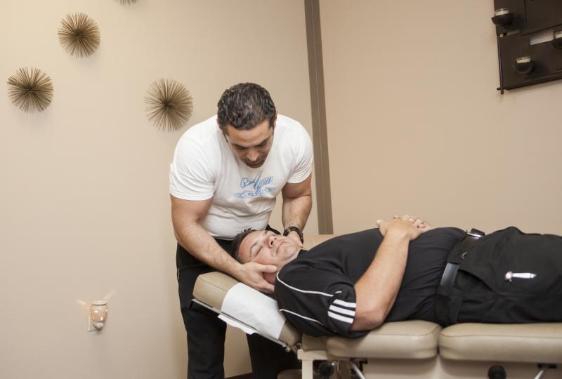 chiropractic adjustment yuma arizona acupuncture pediatric care